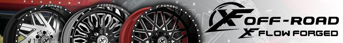 XF Off Road (Flow Forged)