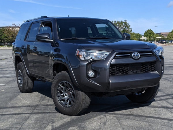 Flow Forged 4TR Pro Style - F249, 17x8.5 +0 Offset Gray Toyota 4Runner